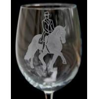 Buy cheap Wine Glass- Dressage Trot from wholesalers