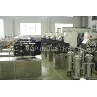 Buy cheap PE dripping irrigation pipe production line from wholesalers