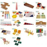 Buy cheap Montessori T Toys set from wholesalers
