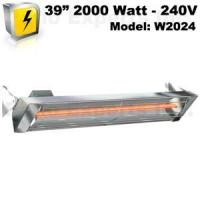 Buy cheap Infratech Electric 39 Patio Heater - W2024 2000 Watts 240 Volts from wholesalers