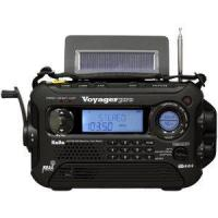China Kaito KA600-BLK Voyager Pro 6-Way Powered Emergency AM/FM NOAA Radio - Black on sale
