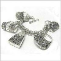 Buy cheap Jewelry Handbag Charm Bracelet from wholesalers