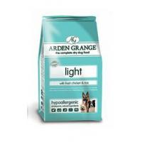 Arden Grange Dog Food Light 15Kg