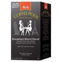 Buy cheap Coffee Pods, Breakfast Blend Decaf, 18 Pods/Box from wholesalers