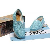 Buy cheap Blue Toms shoes from wholesalers