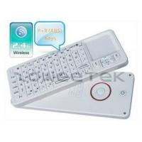 Buy cheap Mini Wireless Keyboard with Touchpad from wholesalers