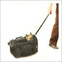 Buy cheap Snoozer Deluxe Wheeled Pet Carrier from wholesalers