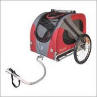 Buy cheap DoggyRide Original Bicycle Dog Trailer from wholesalers