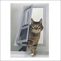 Buy cheap Ideal Cat Passage Screen Door from wholesalers