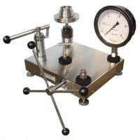 Buy cheap Pneumatic Dead Weight Tester from wholesalers