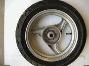 """Buy cheap 12"""" alloy wheel with tire from Wholesalers"""