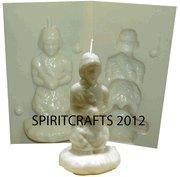 Buy cheap NATIVITY SHEPARD BOY CANDLE MOLD (4.5 HT, 4 oz) from wholesalers