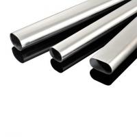 Buy cheap Stainless Steel Tube Or Pipe Flat elliptic tubes from wholesalers