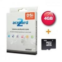 Buy cheap Acekard 2i Card for DSi/DS + 4GB Micro SD Memory Card from wholesalers