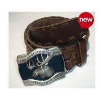 Buy cheap Abercrombie & Fitch Brown Leather Belt from wholesalers