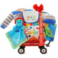 Personalized Monster Fun Radio Flyer Baby Gift Wagon