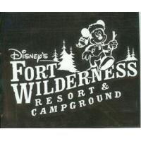 Buy cheap DISNEY MICKEY MOUSE DECAL STICKER CAR FORT WILDERNESS from wholesalers