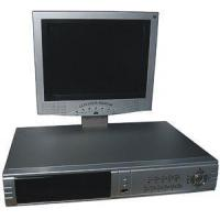 Buy cheap 4 Channel Embedded DVR with Monitor from wholesalers