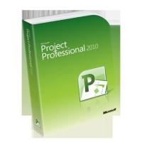 Microsoft Project Professional 2010(Download Version)