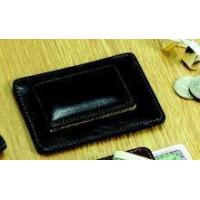 Buy cheap Leather Card Holder and Money Clip #JG-10087 from wholesalers