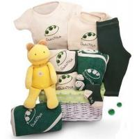 Buy cheap Organic! - My Sweet Pea Baby Gift Basket from wholesalers
