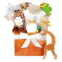 Buy cheap Party in the Jungle Baby Gift Basket - Personalized from wholesalers
