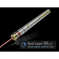 Buy cheap Oven Series 650nm 50mW Red Laser Pointer from wholesalers