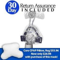 Buy cheap ResMed Mirage Activa LT CPAP Mask w/ Headgear from wholesalers
