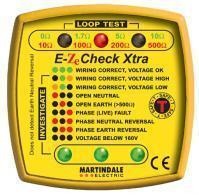 Buy cheap Martindale EZ150 Socket Tester With Earth Loop Indication from wholesalers