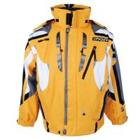 Buy cheap Yellow Mens Spyder Jacket from wholesalers