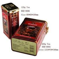 Buy cheap Airtight Tea Tin Can from wholesalers
