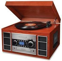 Buy cheap CR2413A-PA Crosley Memory Master II CD Recorder/USB - Paprika from wholesalers