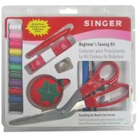 China Singer 1512 Beginners Sewing Kit, 130 pieces on sale