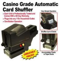 Buy cheap Vendingdata Corporation 6 Deck Random Ejection Shuffler from wholesalers