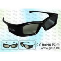 Buy cheap Blue tooth Samsung 3D TV Active shutter Glasses Full HD 3D Glasses from wholesalers