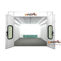 Buy cheap Furniture spray paint booth WD-FN-100 from wholesalers
