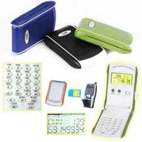 Buy cheap multifunction pocket LCD calendar from wholesalers