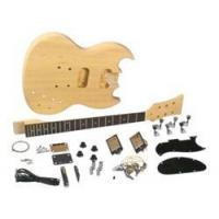 Buy cheap Saga Do It Yourself SG Style SG-10 Electric Guitar Kit from wholesalers