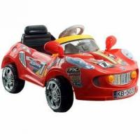 Buy cheap EZ Riders SuperSport Battery Powered Car w/ Remote - Crimson Red from wholesalers