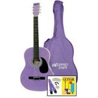 Buy cheap Darling Divas 36 Nylon String Classical Guitar - Purple from wholesalers