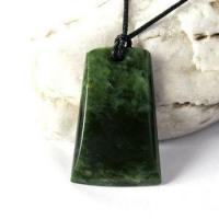 Buy cheap Marsden Flower Greenstone Hei Toki Pendant from wholesalers