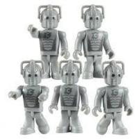 Buy cheap Character Building Doctor Who Cyberman Army Builder Pack from wholesalers