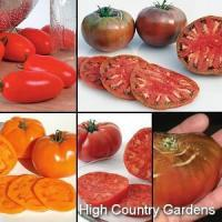 Buy cheap Heirloom Tomato Starter Plant Sampler from wholesalers