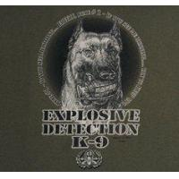Buy cheap Explosive Detection K-9 T-Shirt from wholesalers