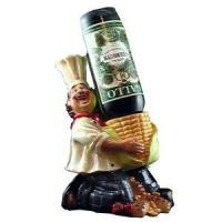 Buy cheap Chef Wine Bottle Holder (Corn) Home Decor from wholesalers