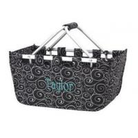Buy cheap Printed Market Basket - Swirls from wholesalers