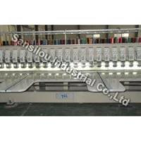 Buy cheap Super Multihead Flat Embroidery Machine from wholesalers
