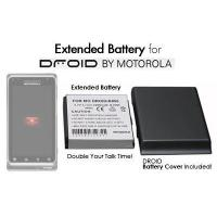Buy cheap Motorola Droid Extended Battery from wholesalers