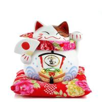 Buy cheap Japanese Maneki Neko Colorful Boat Fortune & Warm Family from wholesalers