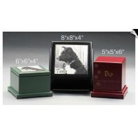 Buy cheap Wood Pet Urns from wholesalers
